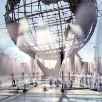 Unisphere, Queen, NY, 2016 (TV16056)