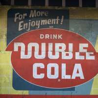Double Cola Sign, Beale Street, Memphis, TN