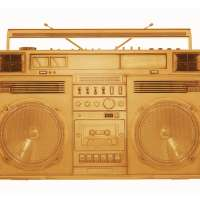 Boombox Gold - version .002