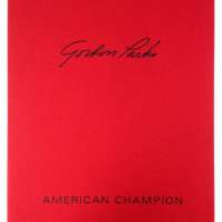 American Champion Portfolio, 12 prints included