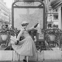 Dior, Palais de Glace Dress