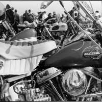 Field meet, Long Island, New York, The Bikeriders Portfolio