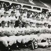 Champs, Brooklyn Dodgers, The Dodgers bring the first World Title to Brooklyn