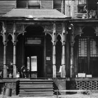 Boarding House Porch, Birmingham, Alabama