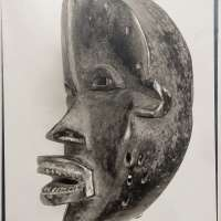 Untitled (African mask)
