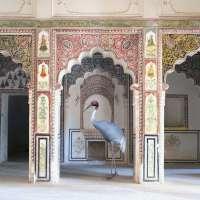 The Holding of Vigilance, Samode Palace