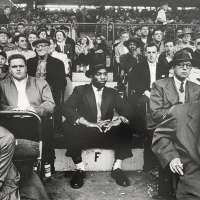 F, Ebbets Field, New York