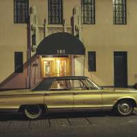 161 Car, Chrysler New Yorker, 16th Street and 7th Avenue