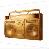 Boombox Gold - version .001