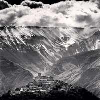 Gathering Clouds, Casoli, Abruzzo, Italy