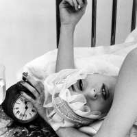 Barbara + Alarm Clock, Paris (Vogue)