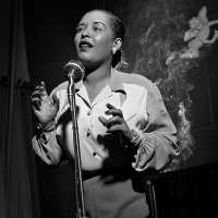 Billie Holiday, New York City, (BLH03)
