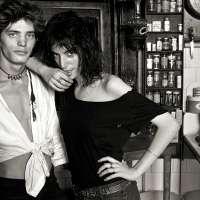"Robert Mapplethorpe & Patti Smith, New York, (""Robert and Patti II"")"