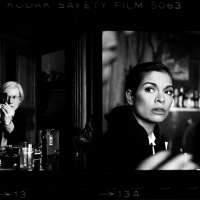 Warhol, Andy & Bianca Jagger, The Factory, NYC