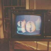 "TV with Letters ""got"""