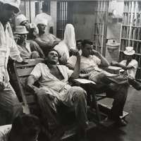 Texas: Ramsey Prison Felons, Six Wing Cell Block