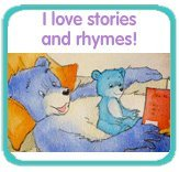 Find out from the Bookstart Bear why sharing stories and rhymes is such fun