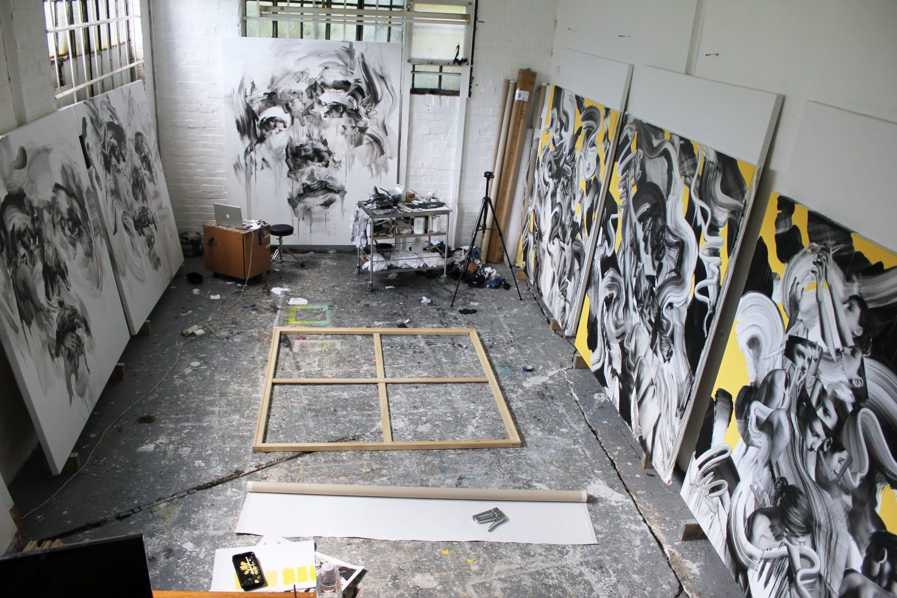 001 Tom French Studio 2019