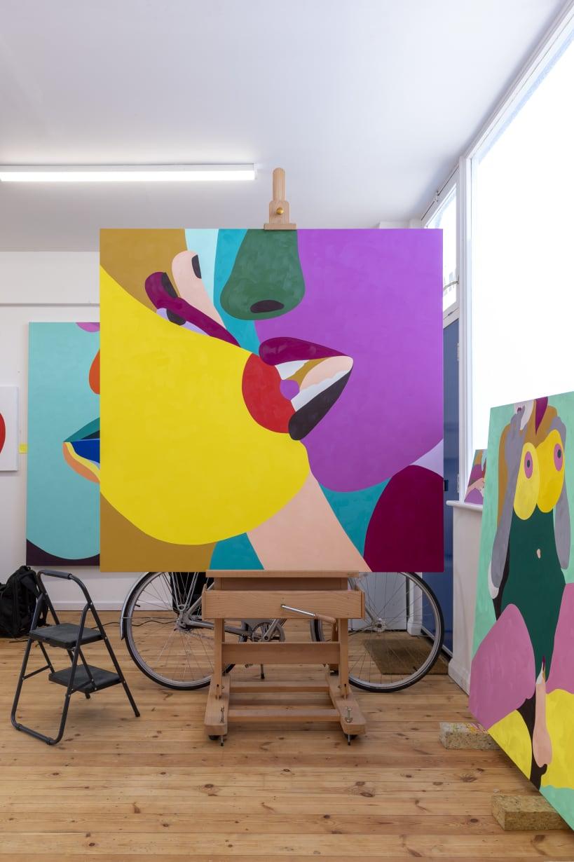 Helenbeard Studio Itsherfactory July2019 Lucyemmsi4331 4