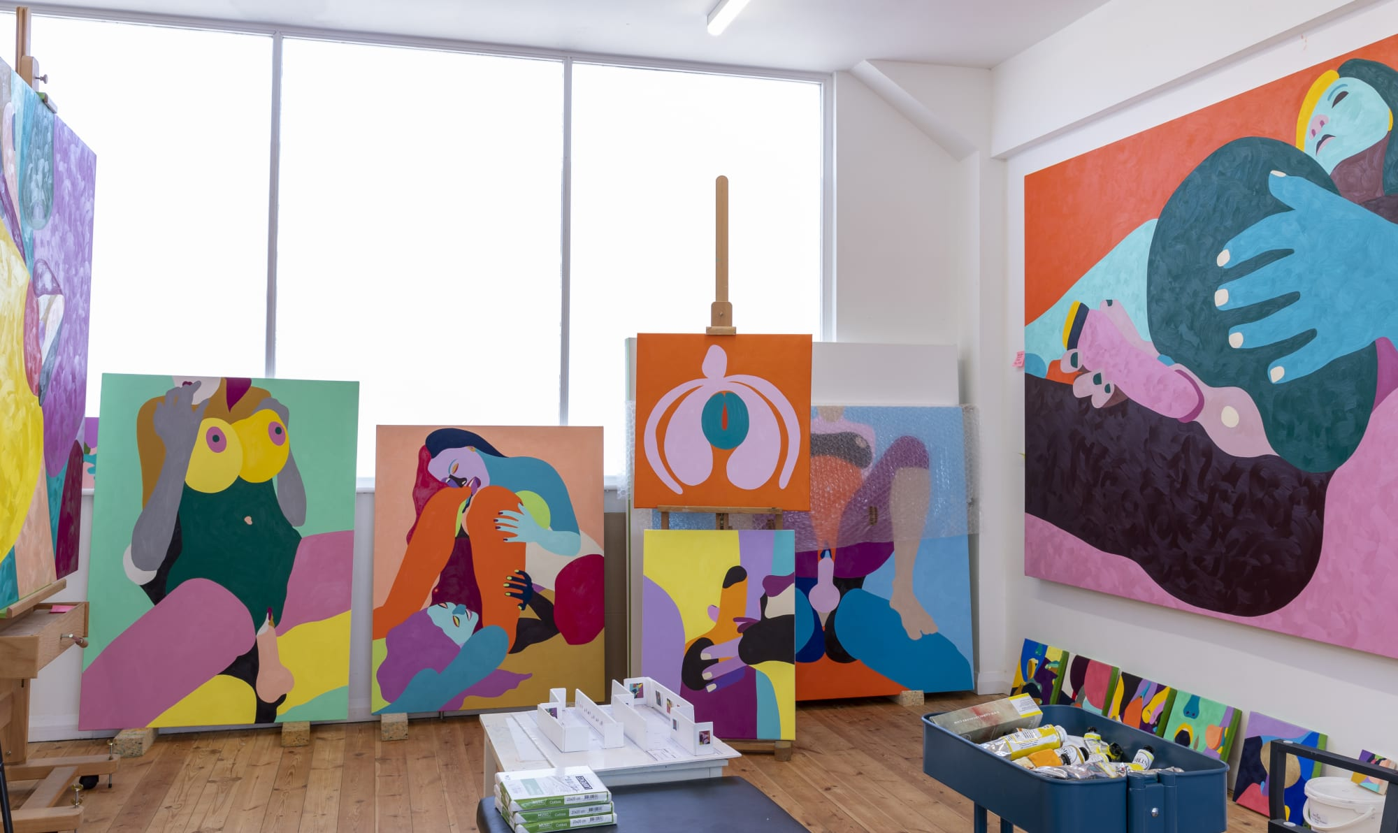 Helenbeard Studio Itsherfactory July2019 Lucyemmsi4353 19