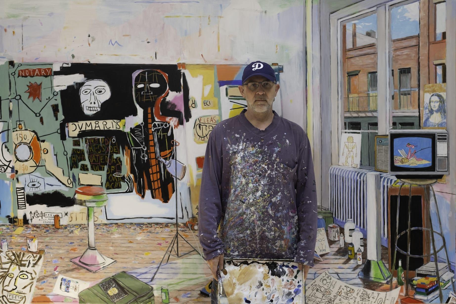 Damian Basquiat