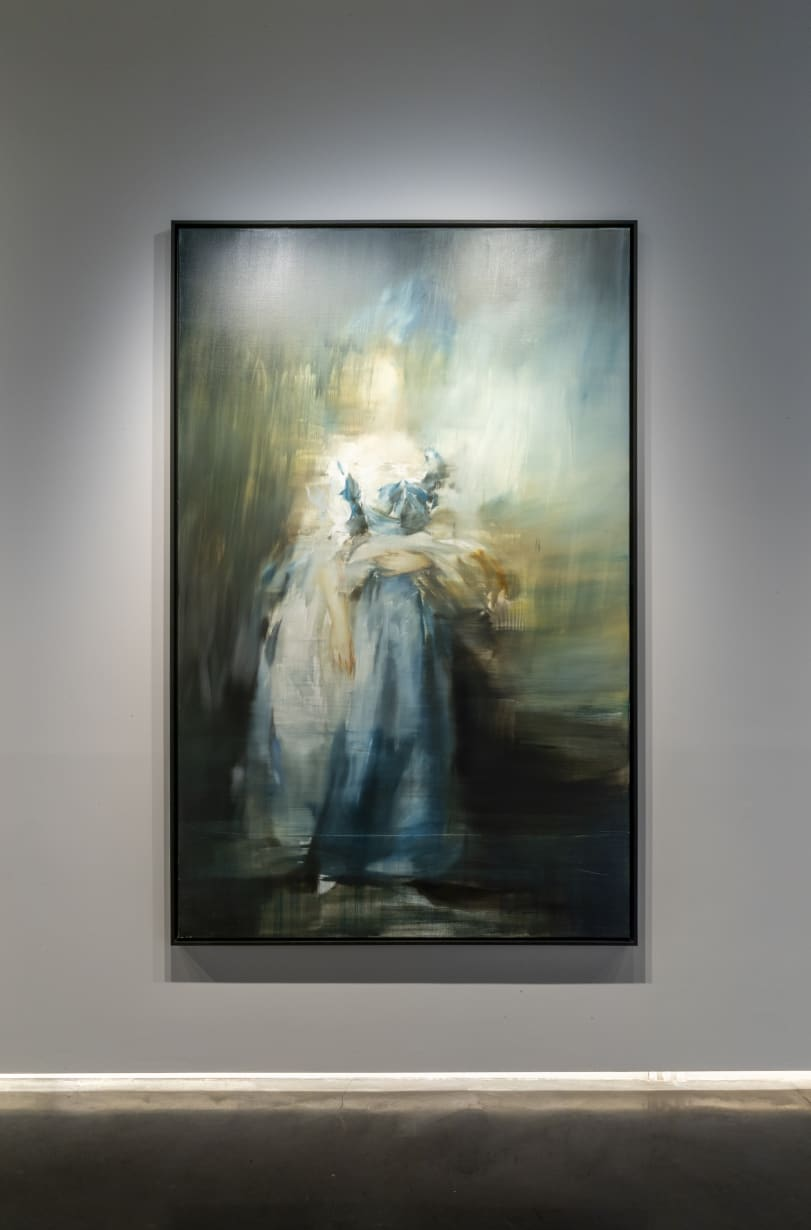 Sophia Charlotte Digby Lady Sheffield After Thomas Gainsborough 2019 Jake Wood Evans