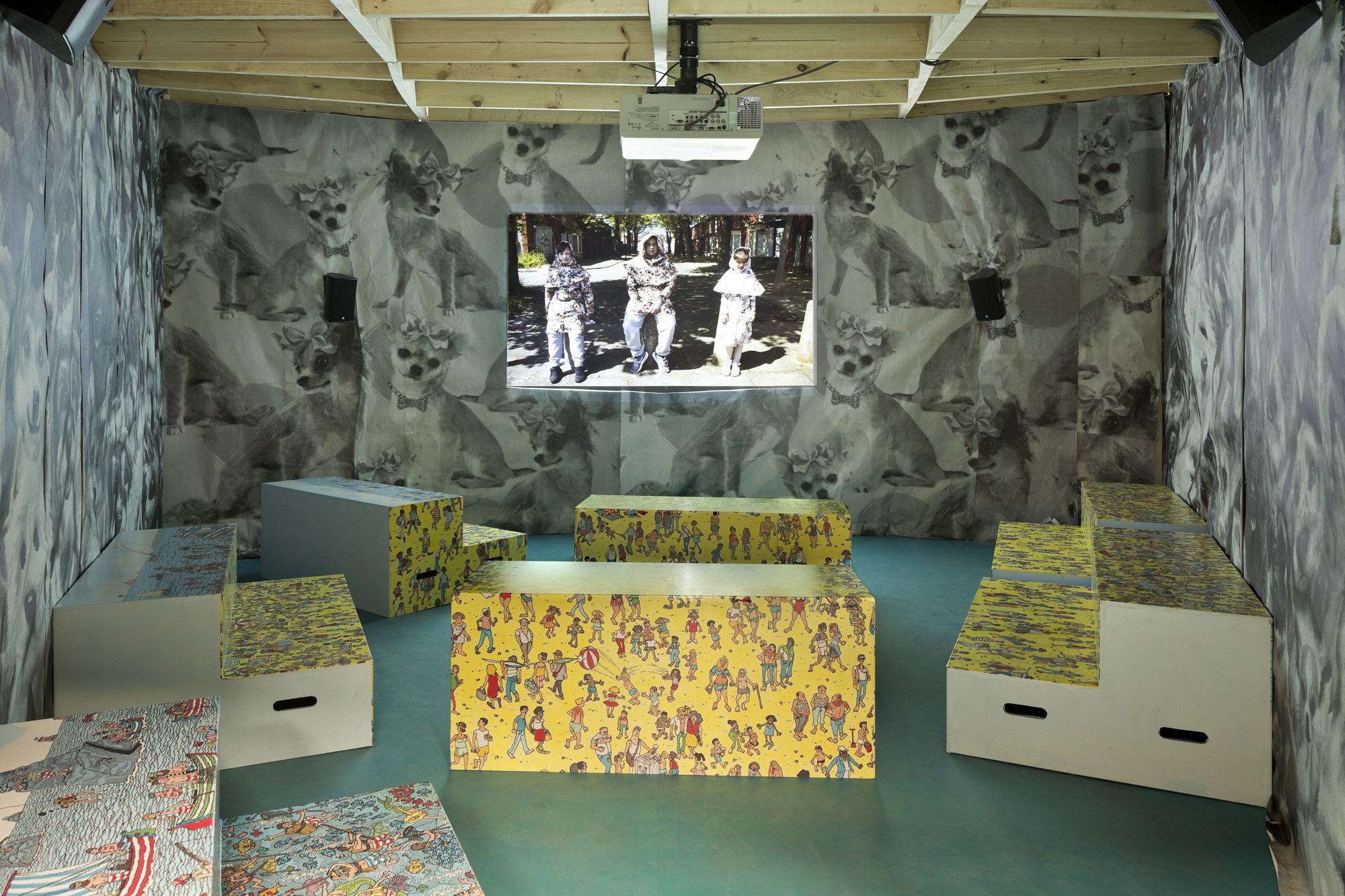 <p>Installation view, Liverpool Biennial 2016, Liverpool, 9 July – 16 October 2016</p>
