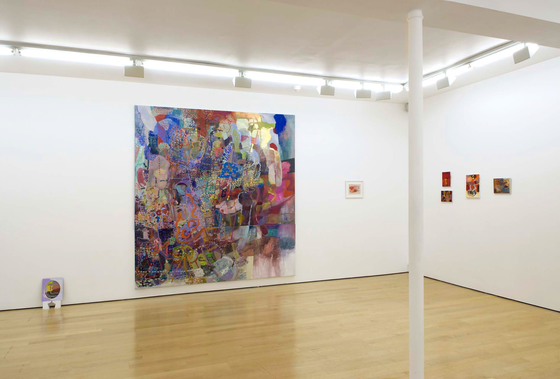 <p>Installation View, 2008</p>