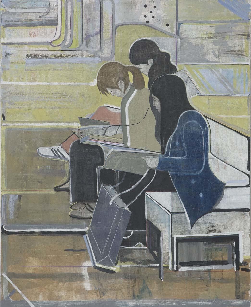 <p>Untitled (three women reading),2008</p><p></p>