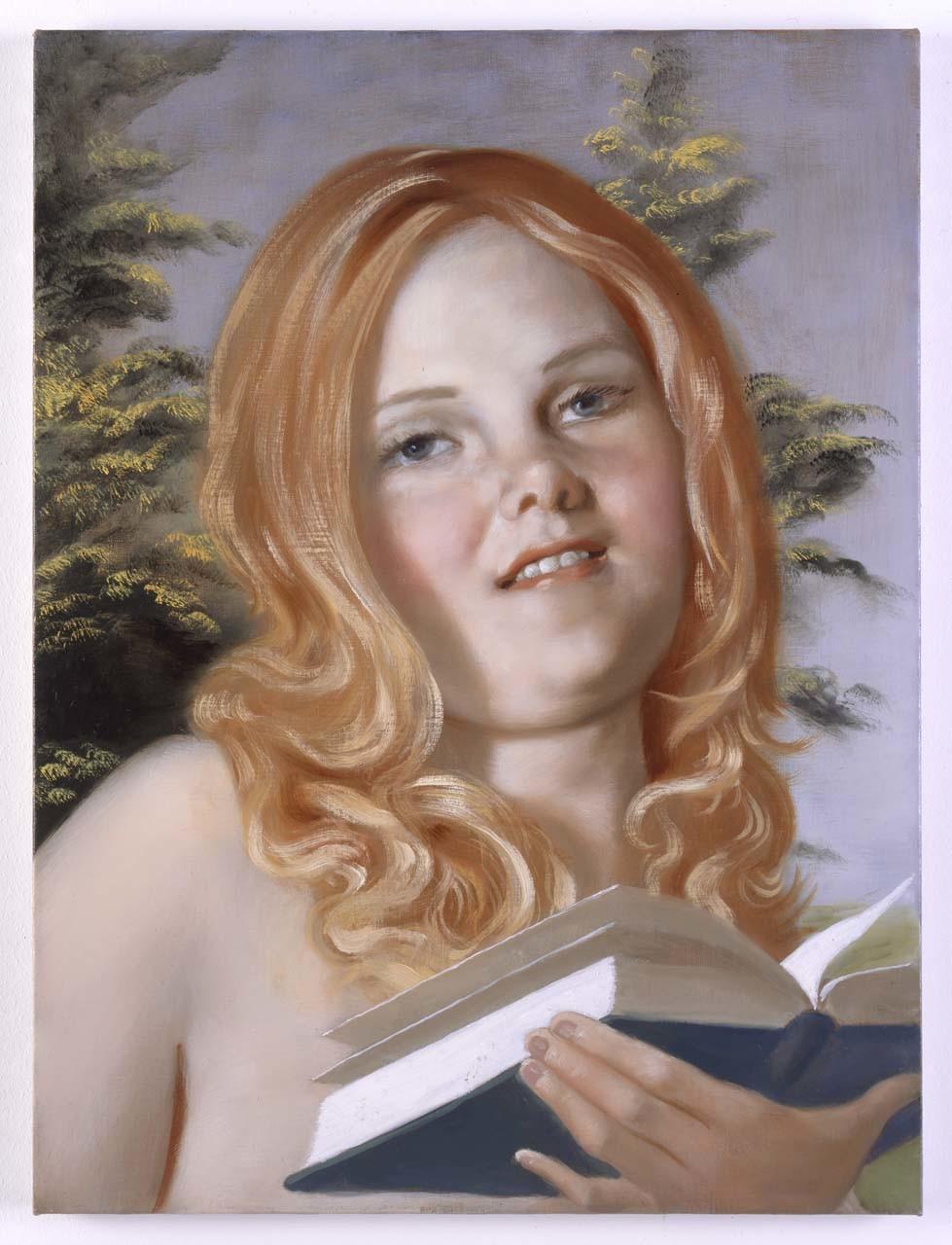 <p>Pushkin Girl, 2007</p>