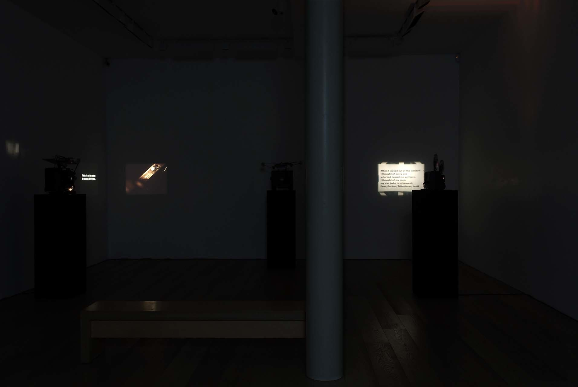 <p>Installation View, Wilhelm Sasnal</p><p></p>