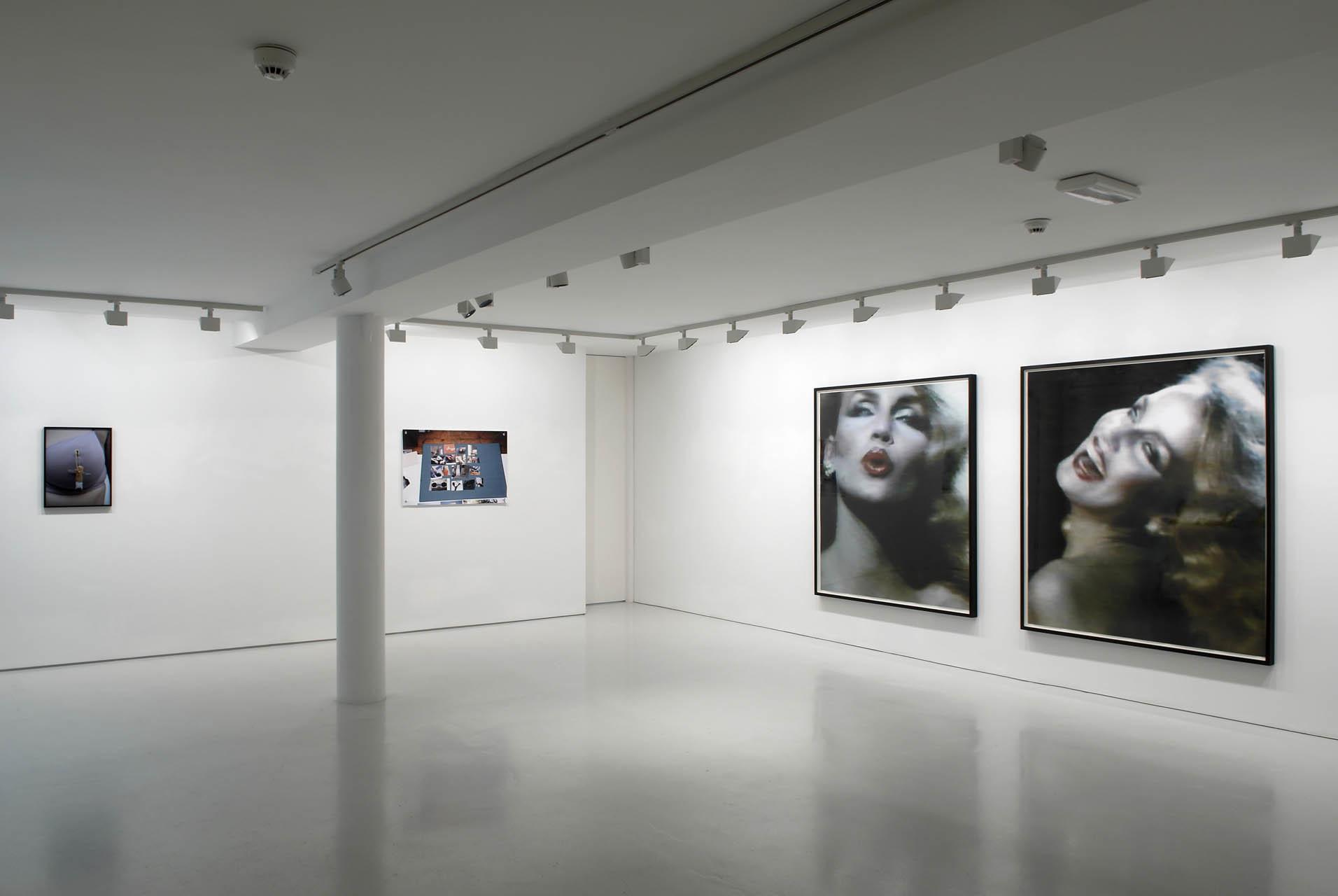 <p>Installation View, 2008</p>