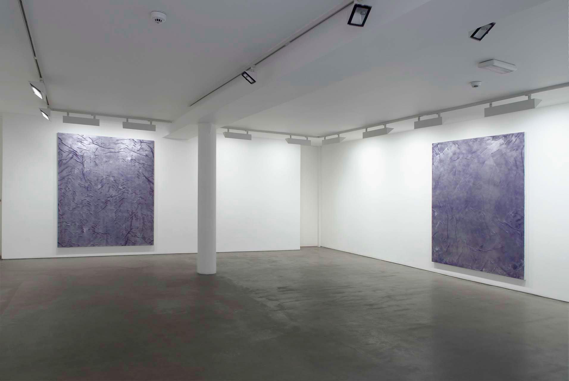"""<div class=""""artwork_caption""""><p>Installation View, 2009</p></div>"""