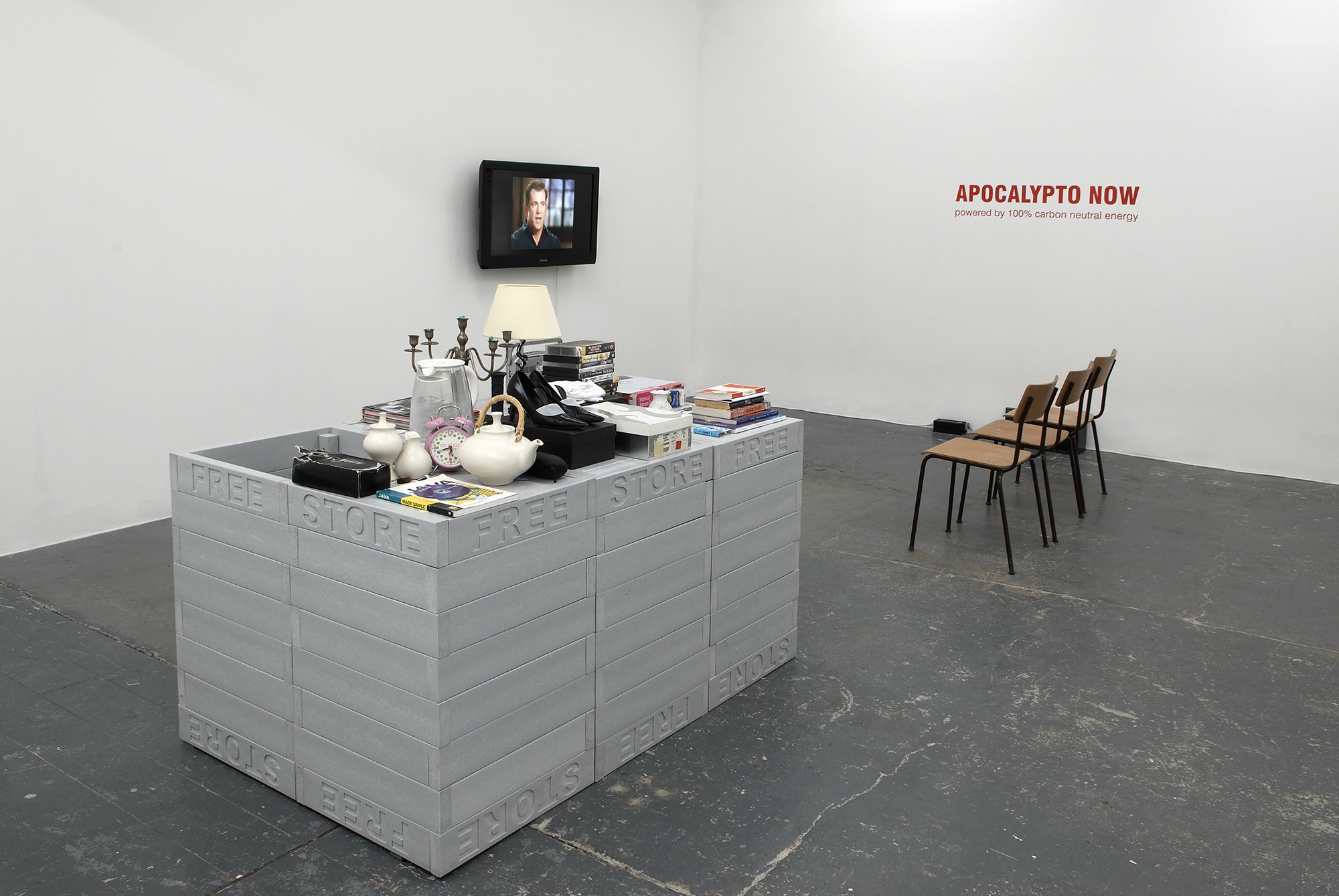 "<div class=""artwork_caption""><p>Installation view, 2009</p></div>"