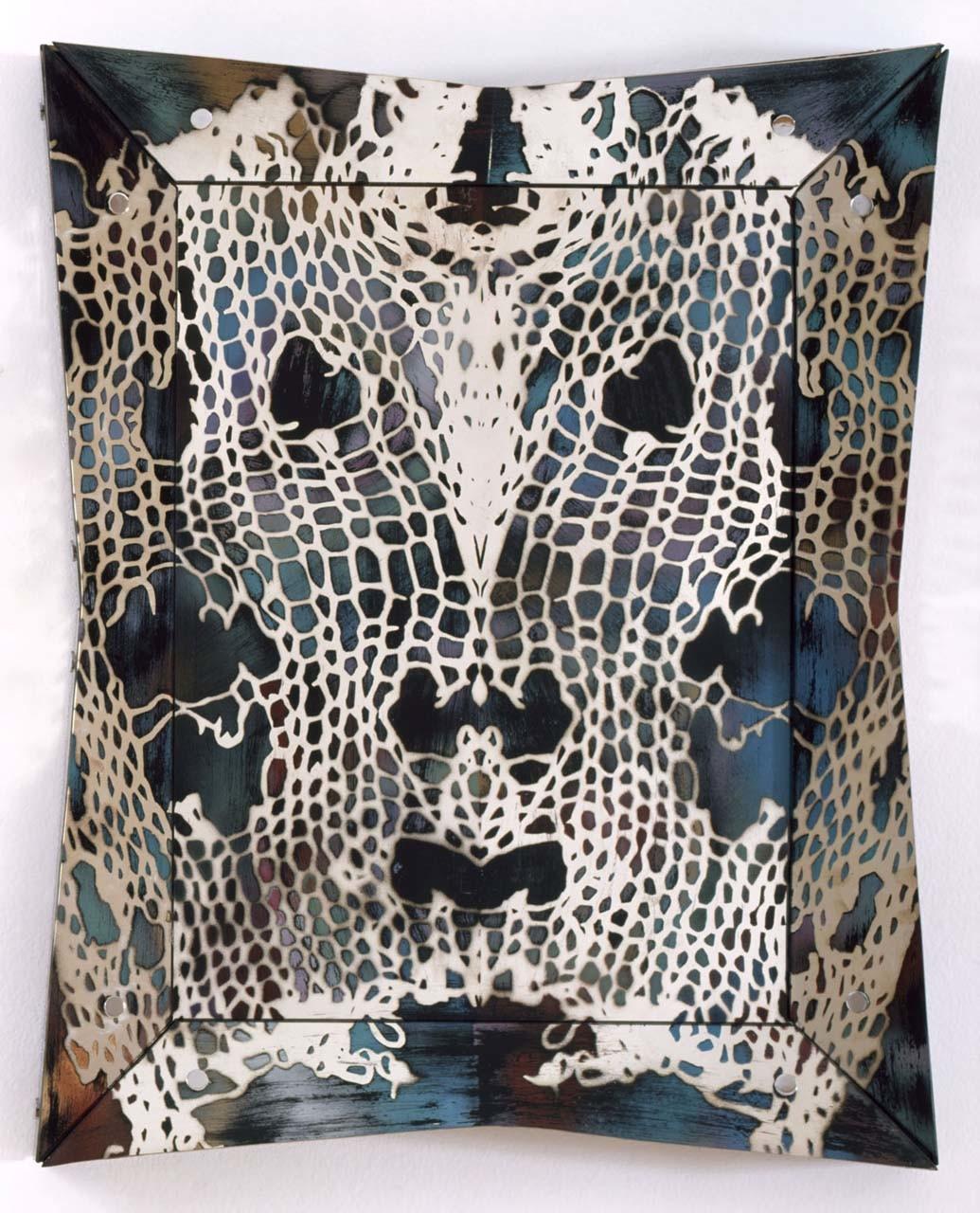"""<div class=""""artwork_caption""""><p>Iron Nepotism Silver, 2009</p></div>"""