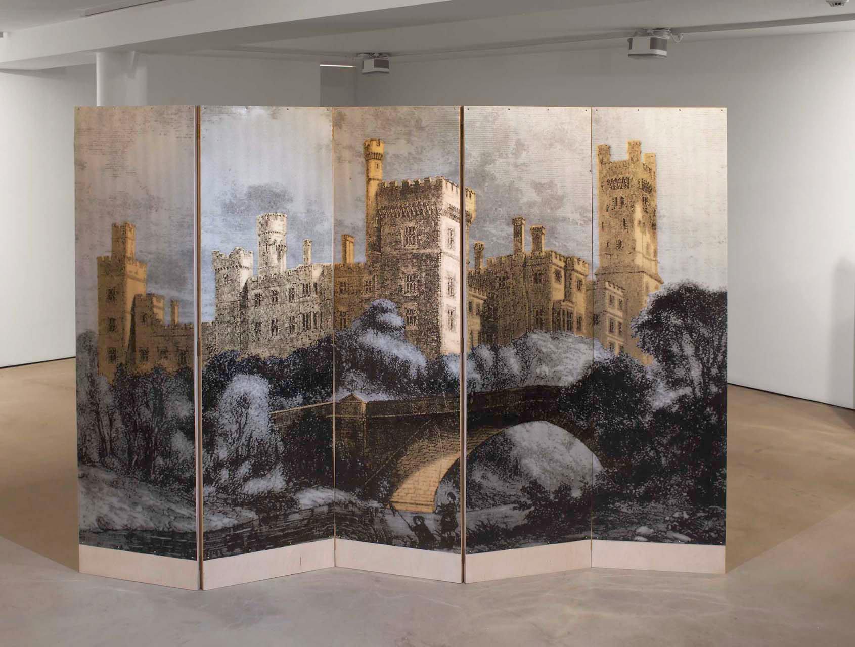 """<div class=""""artwork_caption""""><p>Eglomisé Lismore, 2010</p></div>"""