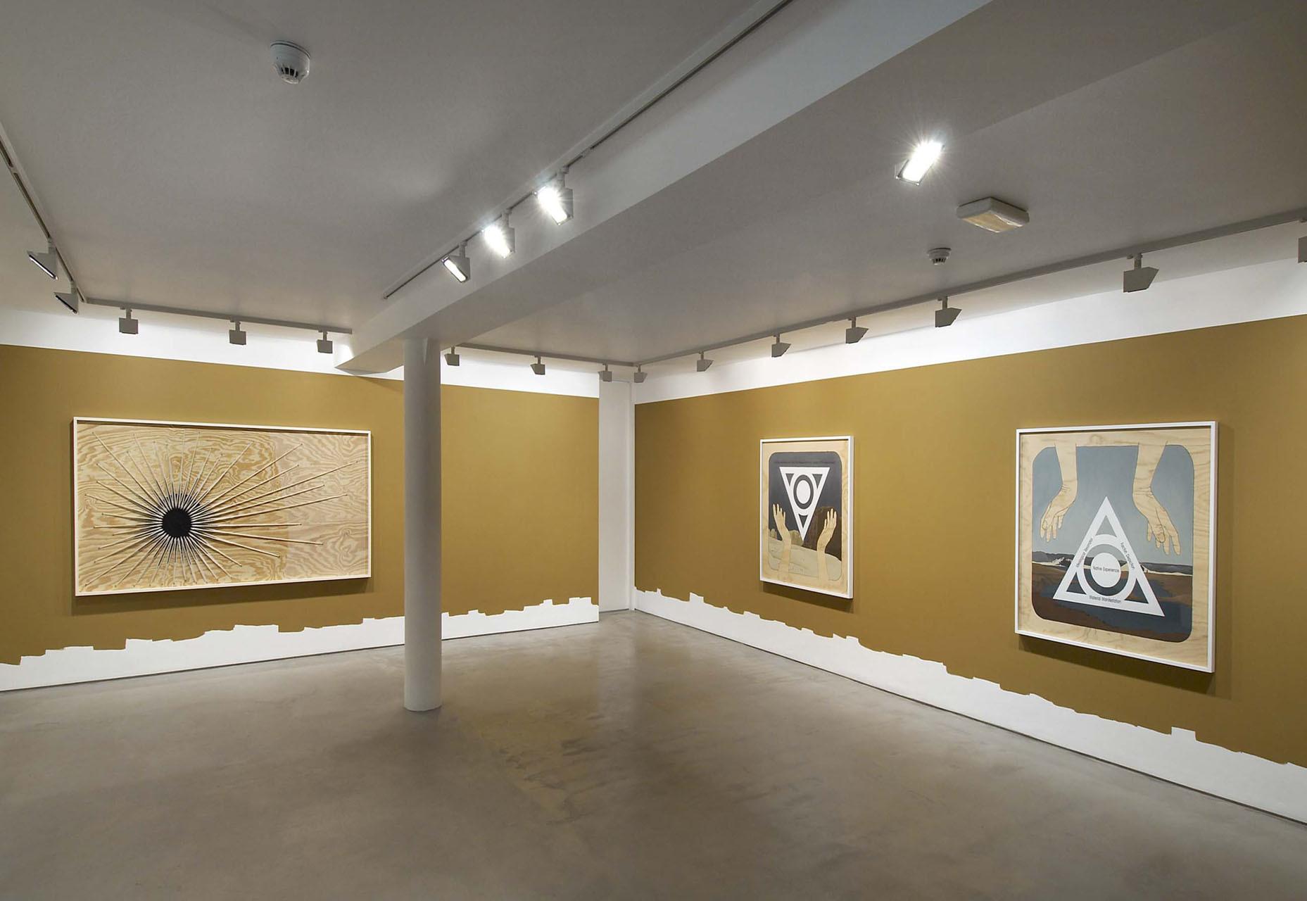 """<div class=""""artwork_caption""""><p>Installation View, 2010</p></div>"""