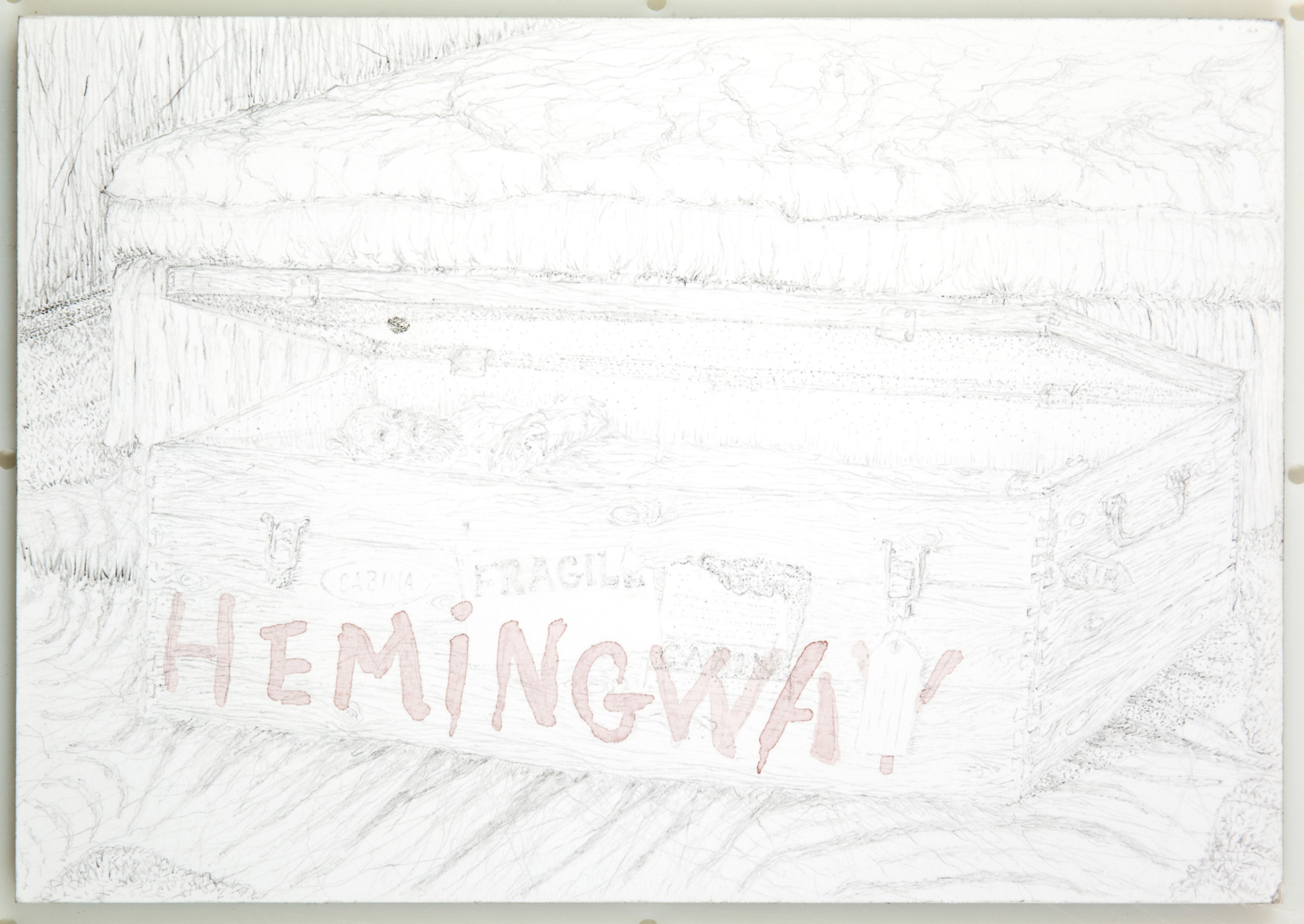 """<div class=""""artwork_caption""""><p>KA: Hemingway House, 2009</p></div>"""