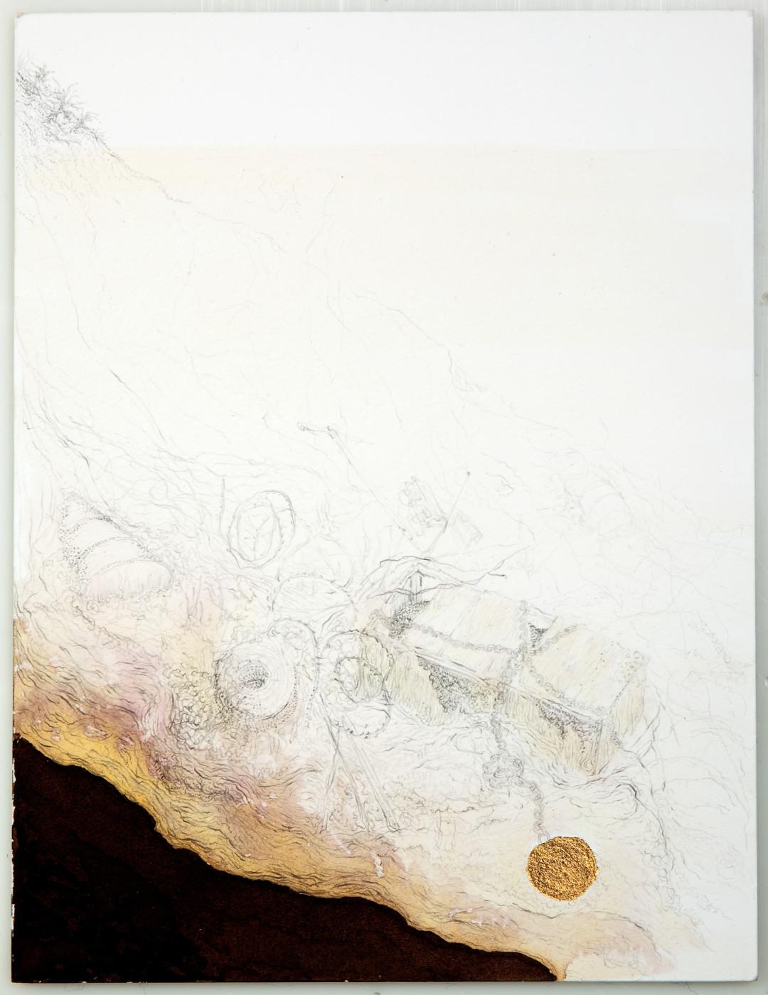"""<div class=""""artwork_caption""""><p>Khu Sunken Trunk, 2009</p></div>"""