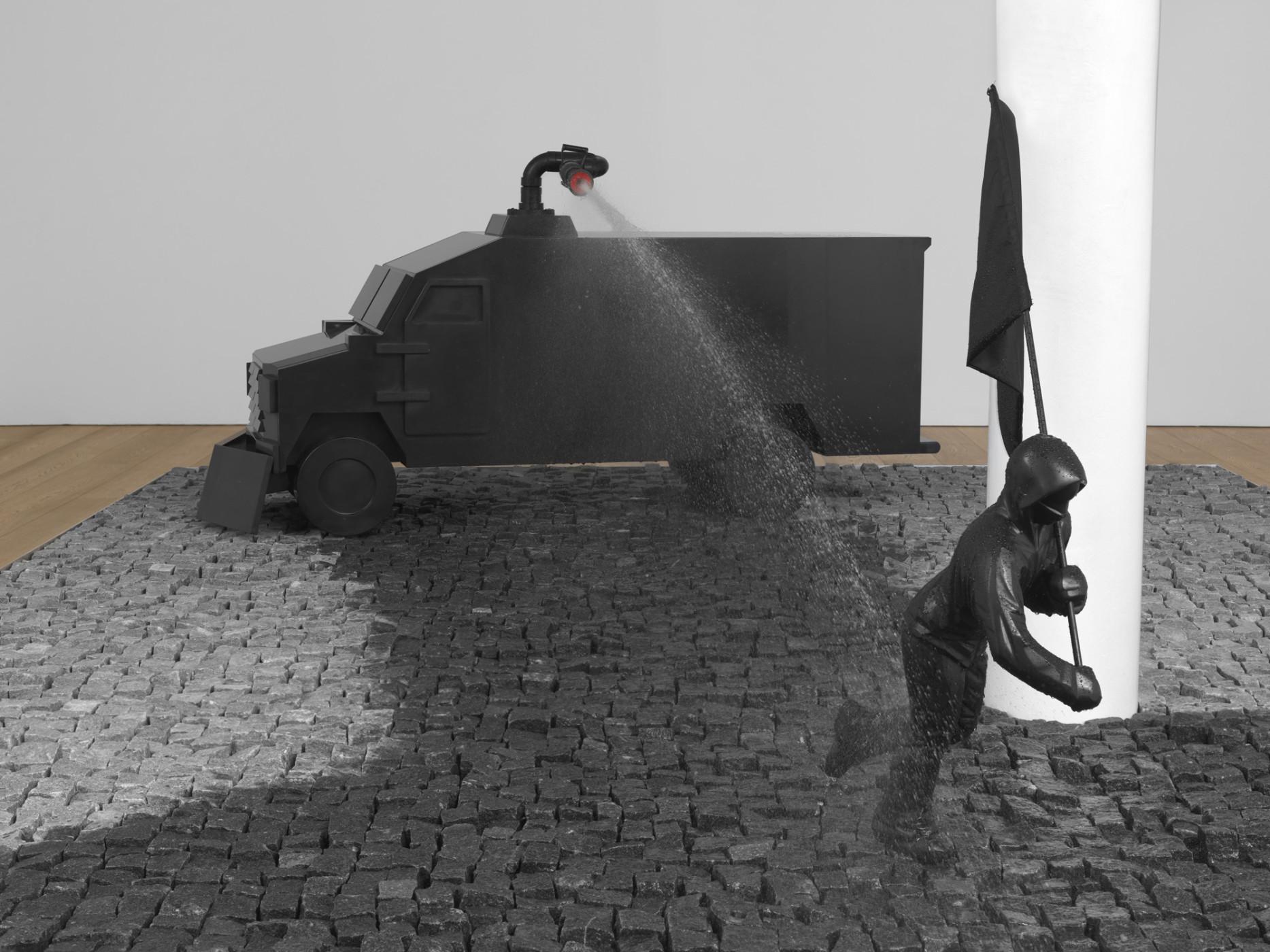 """<div class=""""artwork_caption""""><p>Proposal for Public Fountain (detail), 2013</p></div>"""