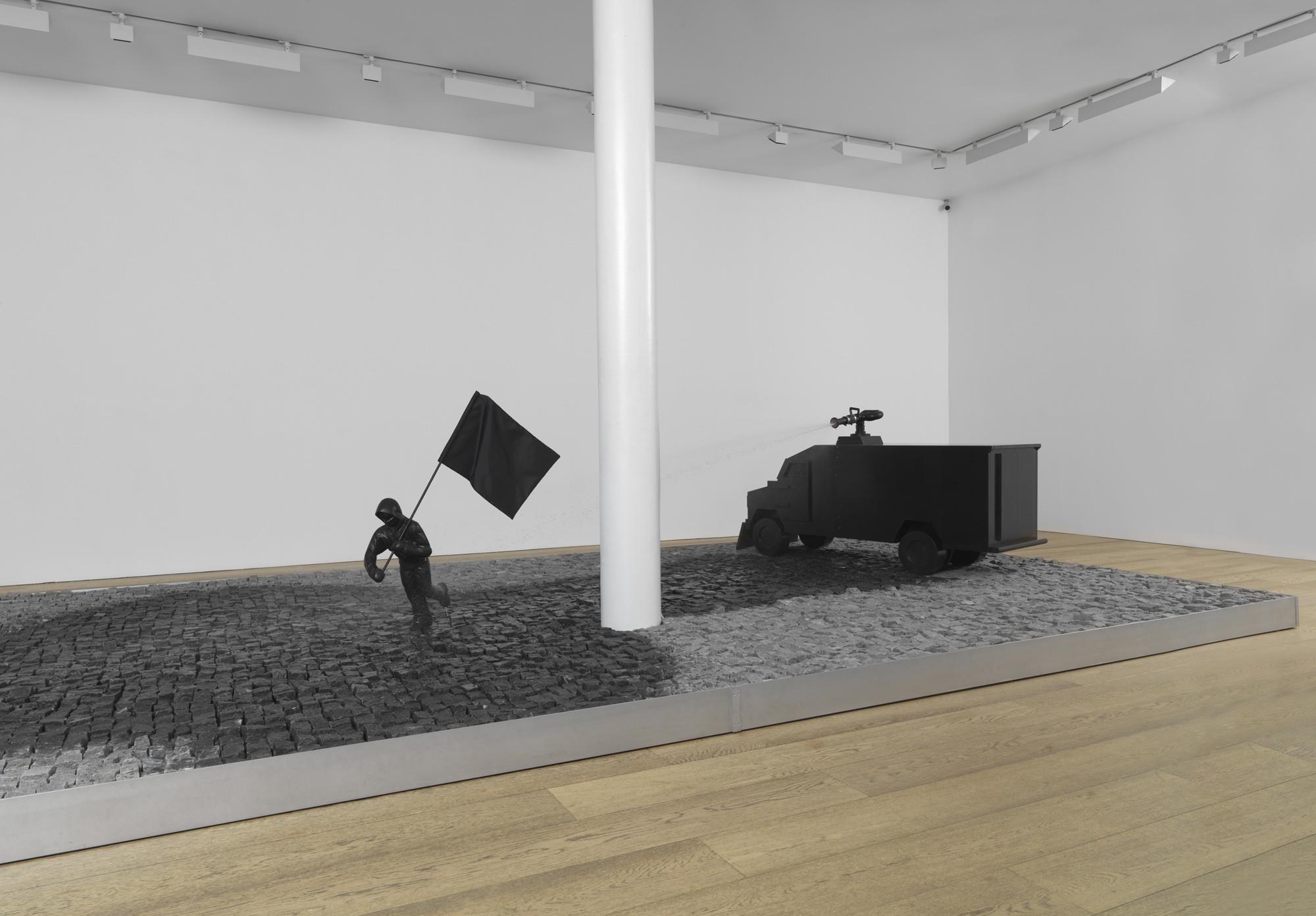 """<div class=""""artwork_caption""""><p>Installation view, 2013</p></div>"""