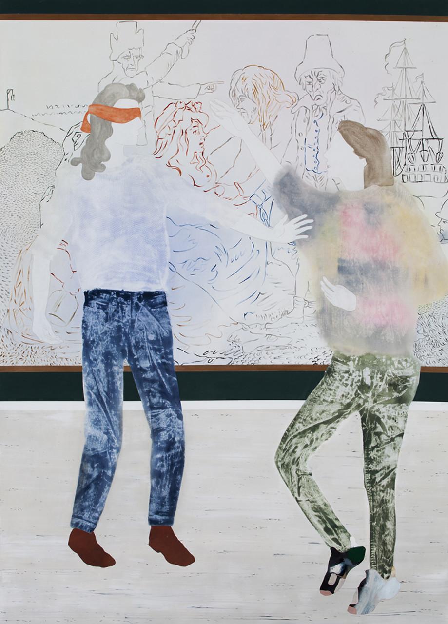 "<div class=""artwork_caption""><p>Helen Johnson, Postcolonial Feminist Drama, 2013</p></div>"
