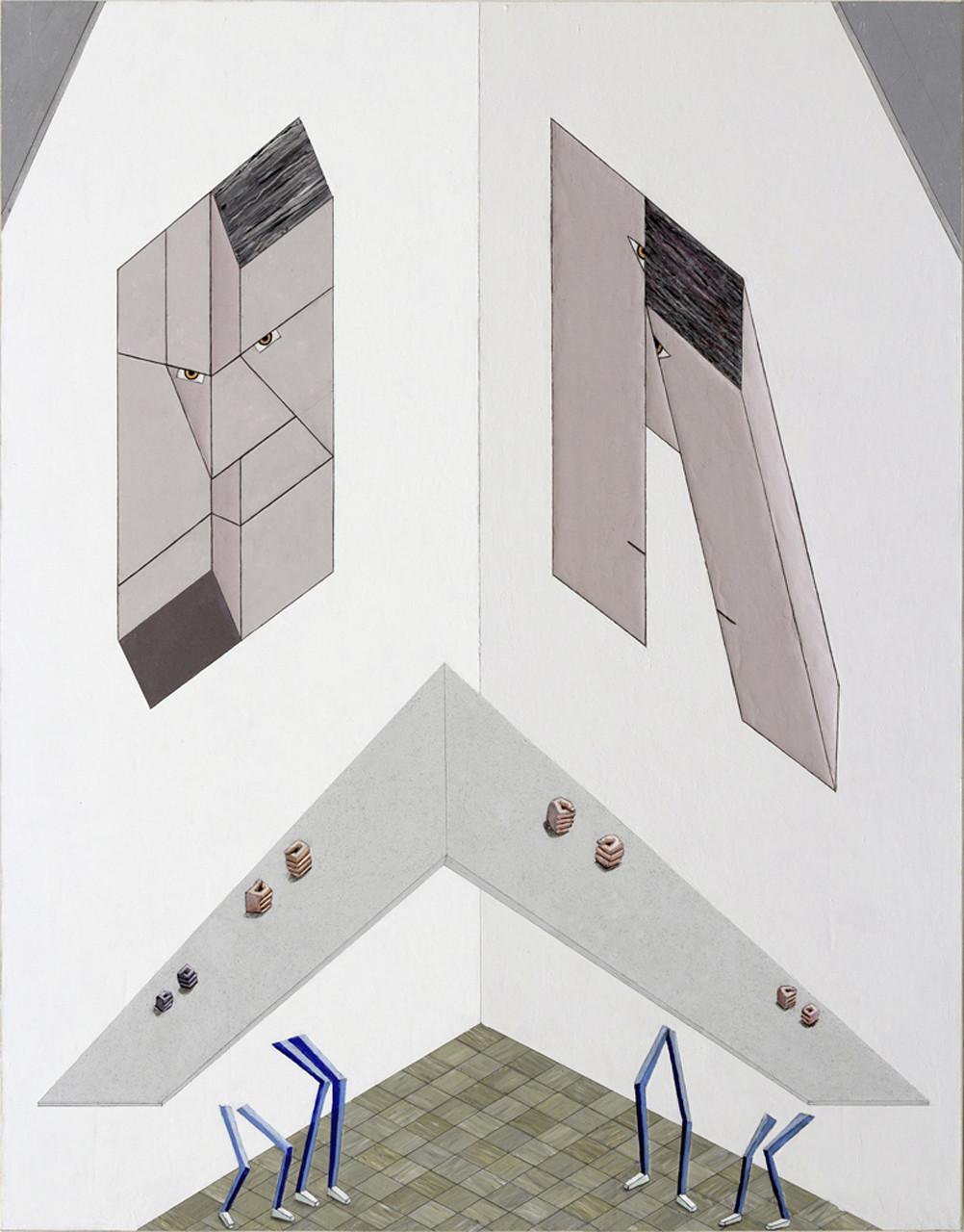 "<div class=""artwork_caption""><p>Mernet Larsen, Fisticuffs, 2015</p></div>"