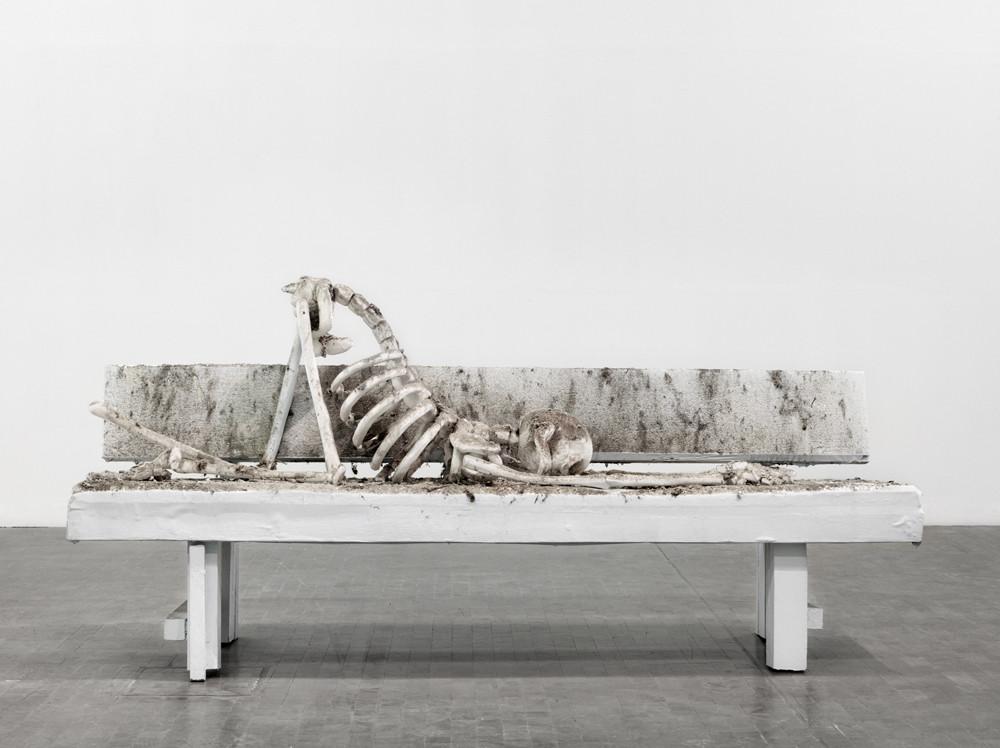 <p>Installation view,<em>Skinny Sunrise</em>, Kunsthalle Wien, Vienna, 2012</p>