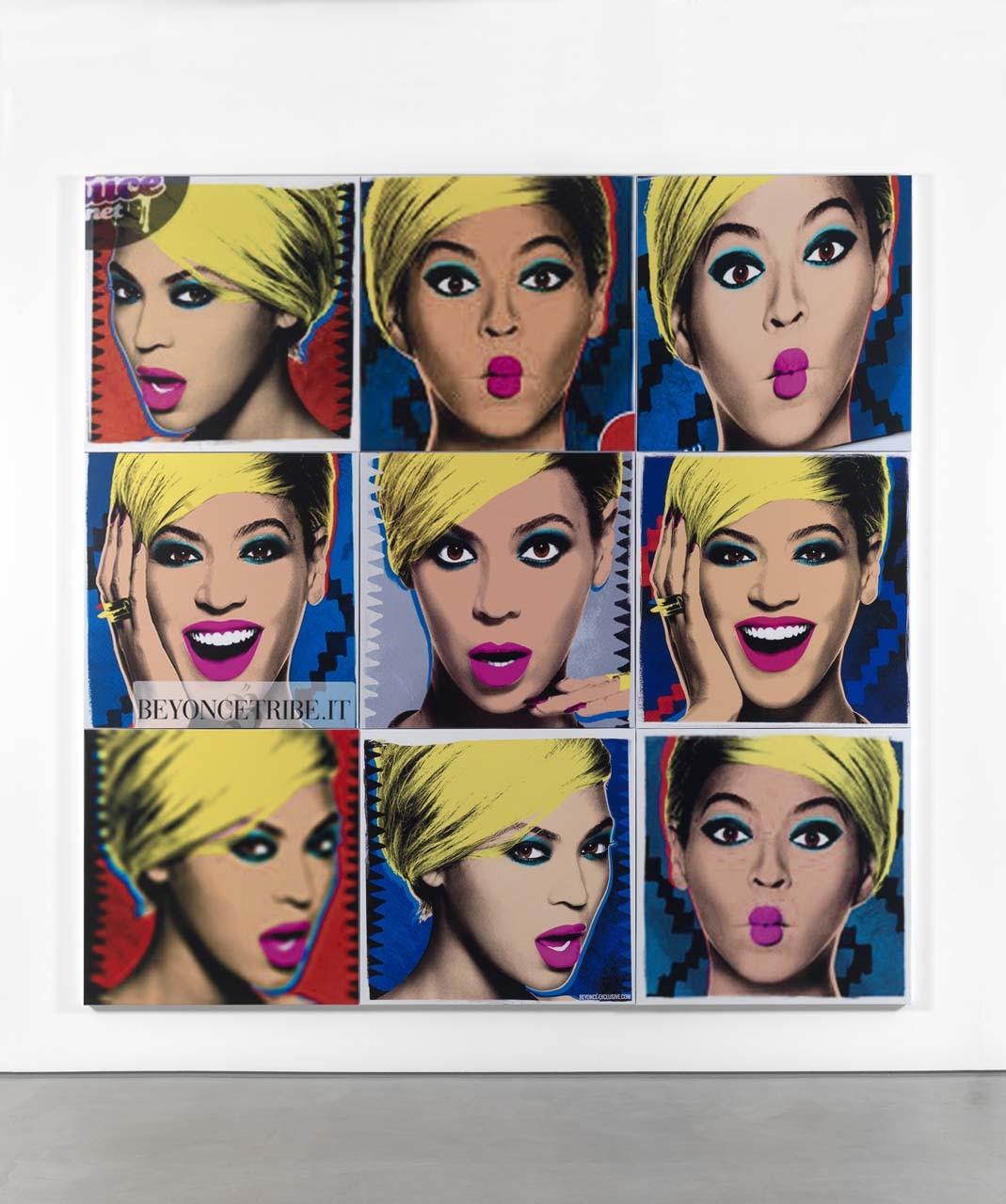 "<div class=""artwork_caption""><p>Beyoncé (3 x 3), 2015</p></div>"