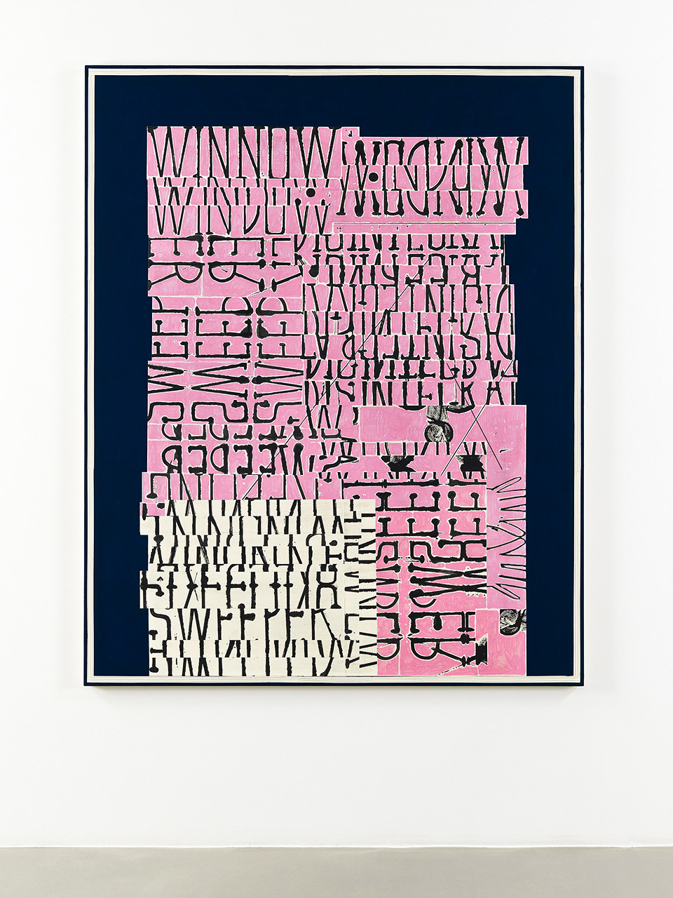 "<div class=""artwork_caption""><p>Word Painting (Sweeper), 2016</p></div>"