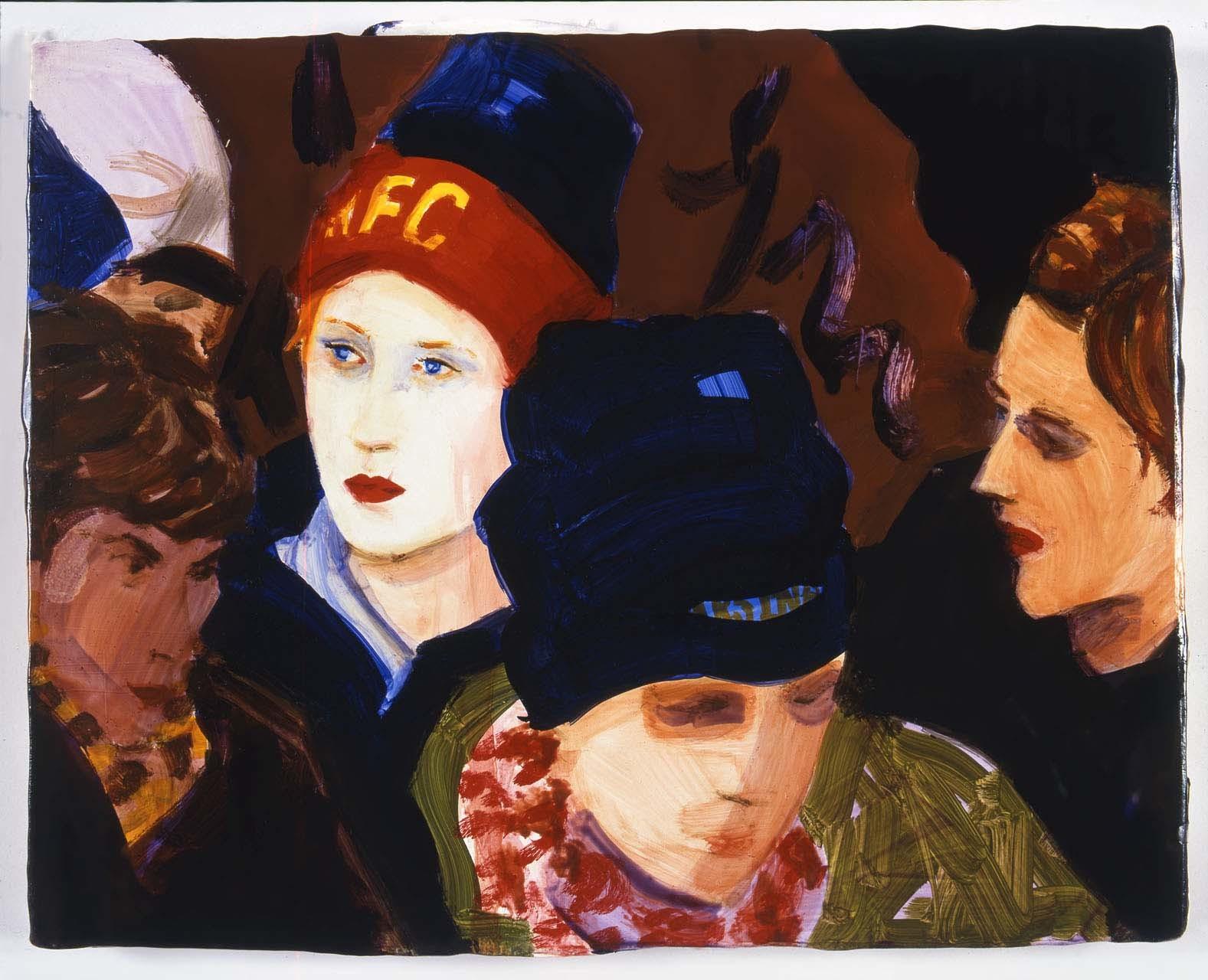 """<div class=""""artwork_caption""""><p>Arsenal Prince Harry, 1997</p></div>"""