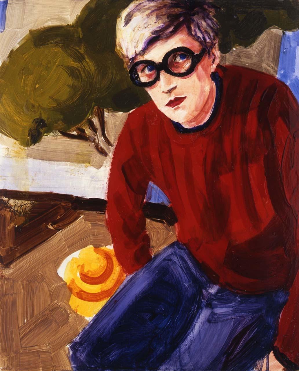 "<div class=""artwork_caption""><p>David Hockney Aged 32, 1997</p></div>"