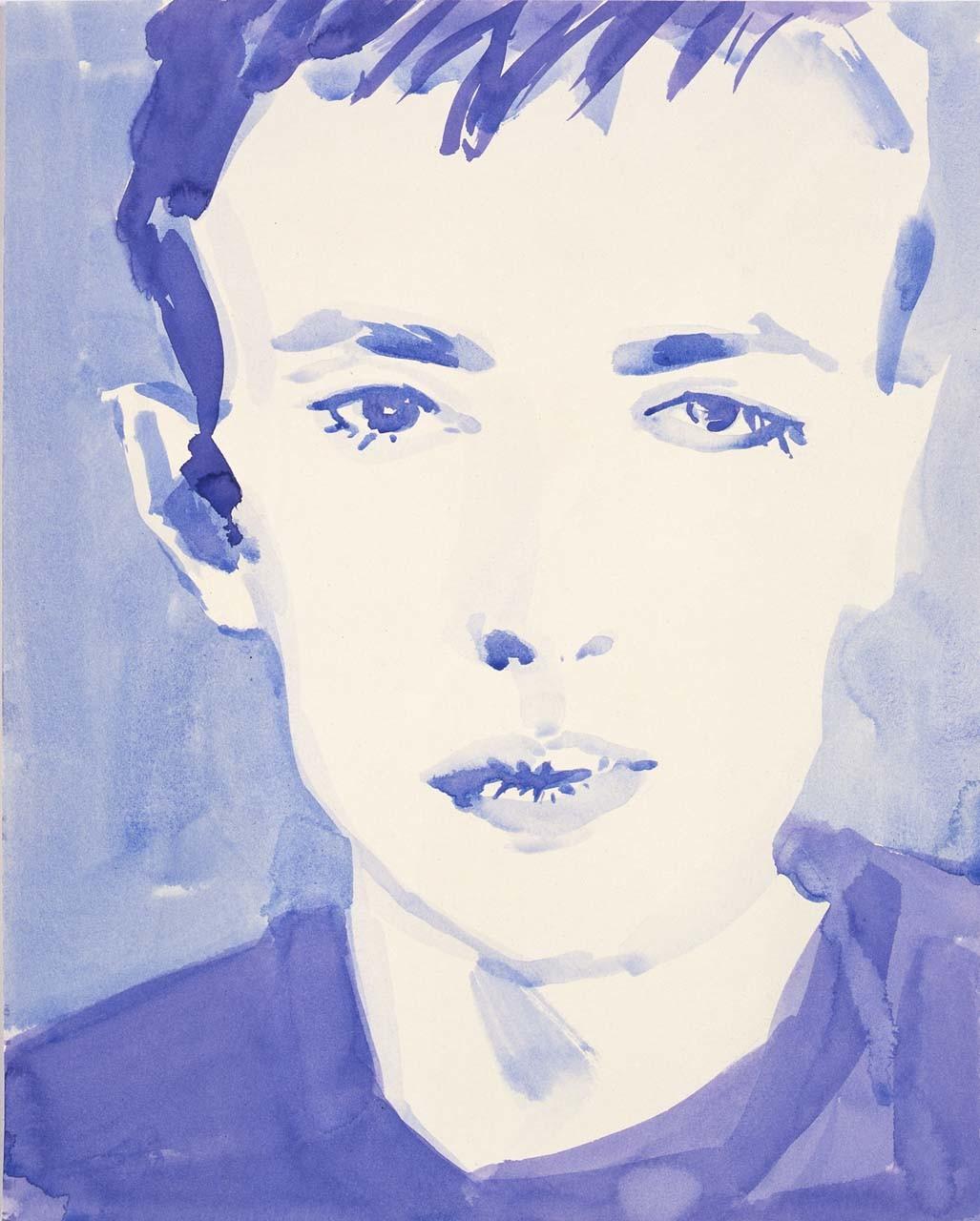 """<div class=""""artwork_caption""""><p>Thom Yorke, 1997</p></div>"""