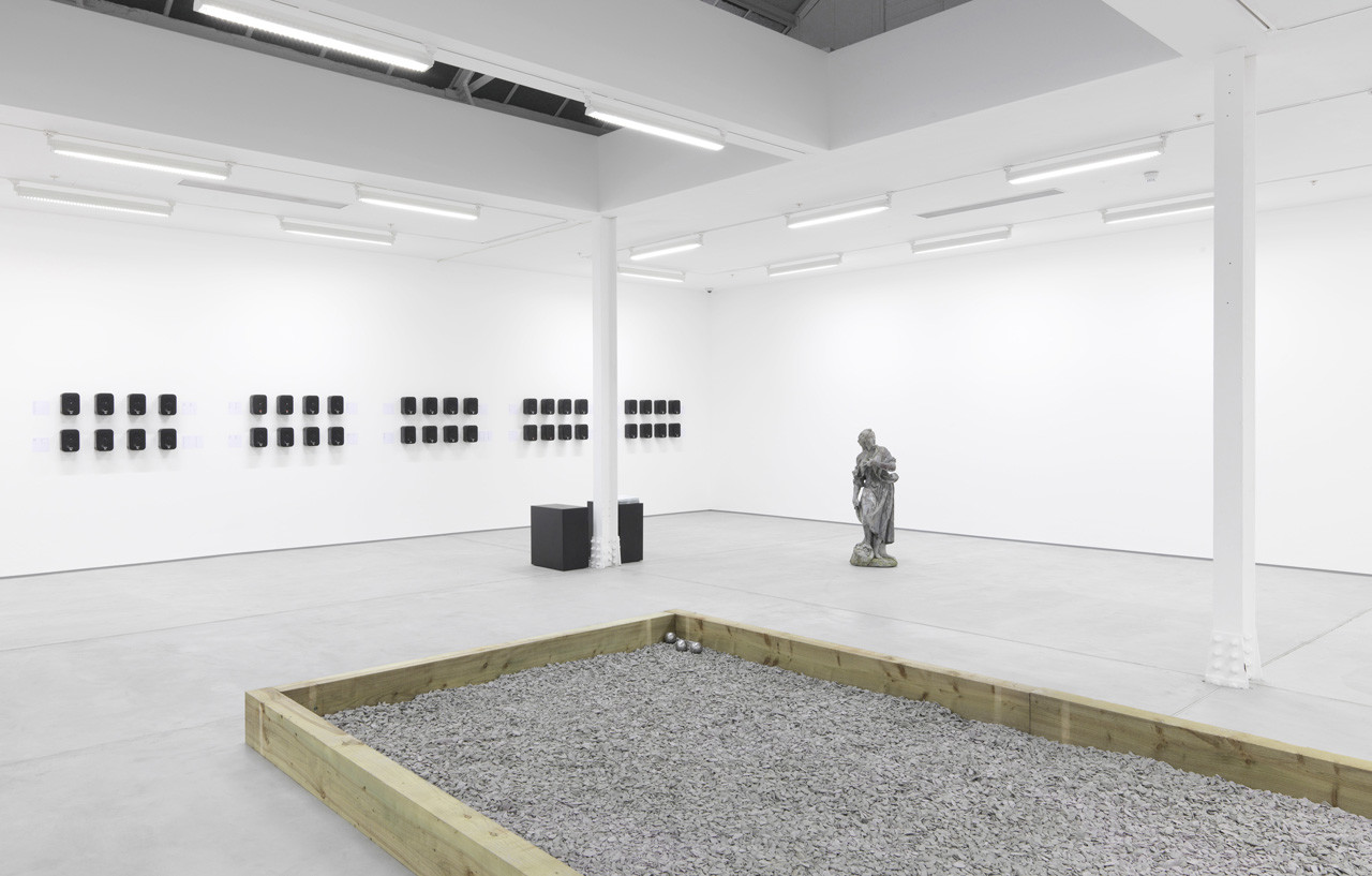 <p>Installation View</p>